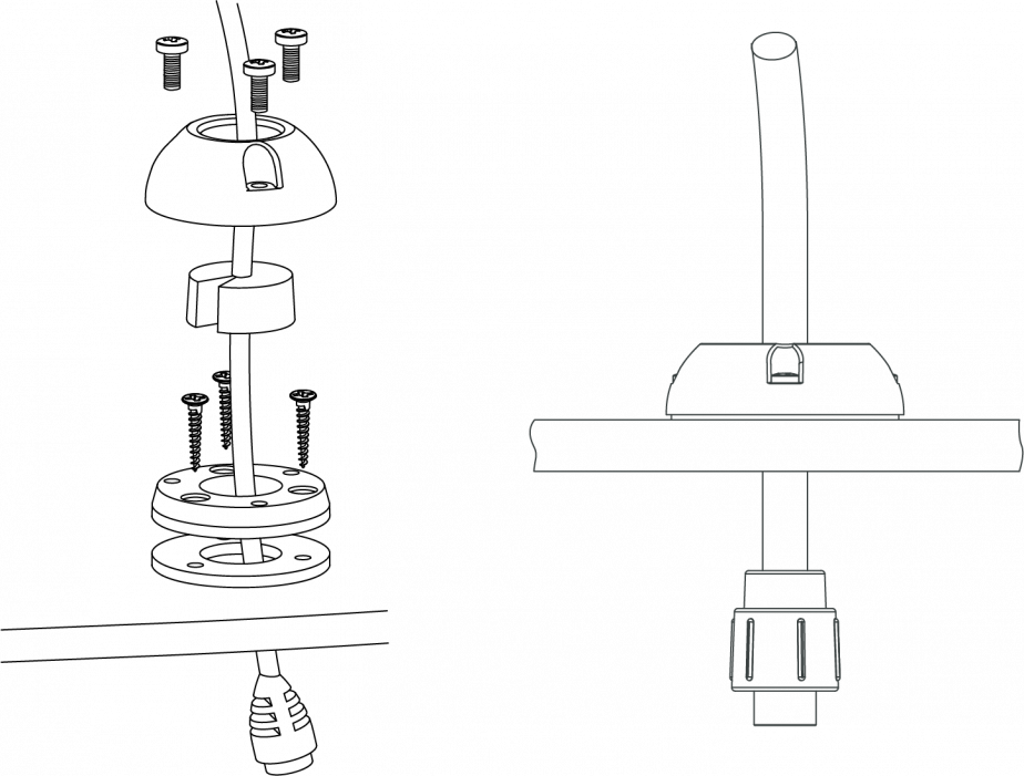 Cable Seal Drawing